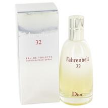 Christian Dior Fahrenheit 32 Cologne 3.4 Oz Eau De Toilette Spray image 2