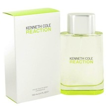 Cologne Kenneth Cole Reaction by Kenneth Cole Eau De Toilette Spray 3.4 ... - $47.60