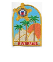 US Secret Service USSS California Riverside Field Office Agent Service Patch 4.7 - $10.99