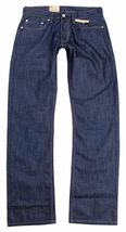LEVI'S STRAUSS 514 MEN'S ORIGINAL SLIM FIT STRAIGHT LEG JEANS 514-0357 image 3