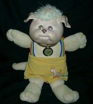Vintage 1983 Chou Patch Enfants Koosas Cuddle Baby-Doll Animal en Peluch... - $23.01