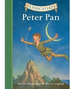 Classic Starts®: Peter Pan (Classic Starts® Series) [Hardcover] Barrie, ... - $4.85