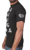 Famous Stars & Straps Family Guy And Then Peter Lois Meg Stewie Black T-Shirt NW image 2
