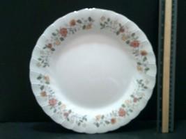 "Vintage Sheffield ""Bouquet Pattern"" Porcelain Fine China Dinner Plate- Japan - $4.69"