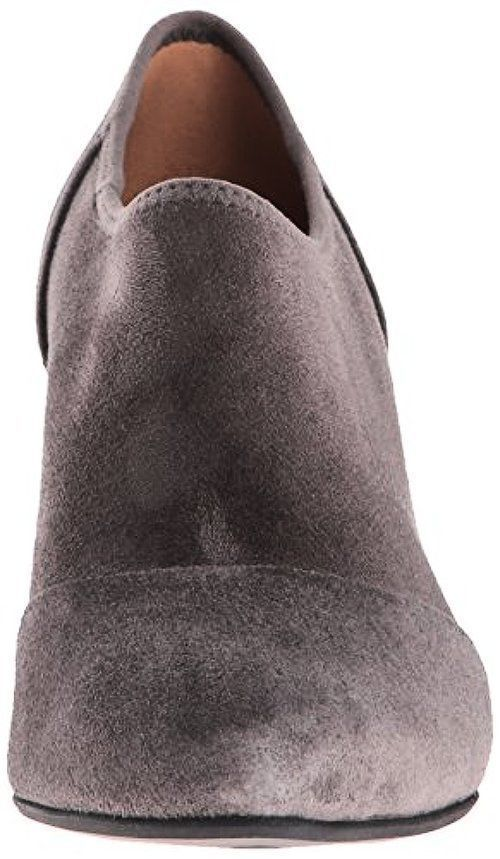 ECCO Women's Alicante bootie Dress Pump shoes -slate 40 ( 9 / 9.5) M