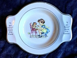 Holmes & Edwards Homer Laughlin My Own Plate Child 88343 - $9.99