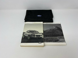 2013 Ford Escape Owners Manual Handbook Set with Case OEM Z0A1483 - $27.71