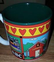 Mug Coffee Cup Teacher 10 oz Collectible  Potpourri Press 1993 10 oz Mul... - $14.00