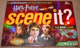 Scene It Dvd Game Harry Potter Scene It 2005 Screenlife Mattel Complete Excellen - $30.00