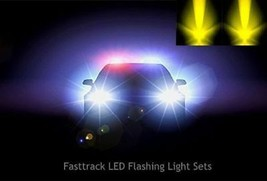Flashing LED Light KIts For Model/Diecast Digger RAC AA Rescue Car - $5.55+