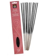 Rose - Incense King - Case of 12 Packages - 15 Sticks Each - £12.61 GBP