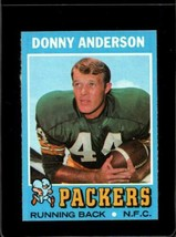 1971 TOPPS #162 DONNY ANDERSON EXMT PACKERS  *X2774 - $4.95