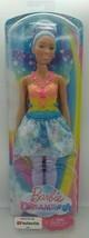 Mattel Barbie Dreamtopia Rainbow Cove Doll FJC87 Blue Hair Tanned Skin - $20.29