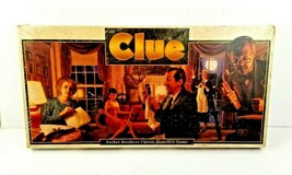 Vintage Clue Board Game 1992 Detective Parker Brothers NEW SEALED - $44.50