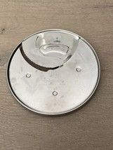 Cuisinart Food Processor Slicing Disc 4mm DCL-8 DLC-10 Replacement DLC-8... - $13.00