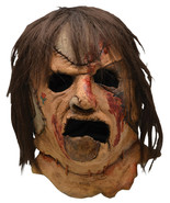 Texas Chainsaw Massacre III Leatherface 1990 Halloween Mask Trick or Treat  - £65.77 GBP