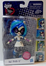 My Little Pony Equestria Girls DJ Pon-3 Minis School Dance - $190,85 MXN