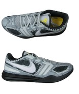 Nike Kobe Mentality Cracked Pavement Basketball Shoes Size 13 Grey 70494... - $113.80