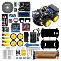 LAFVIN Multi-funktions Smart Roboter Auto Kit mit UNO R3 - $100.20