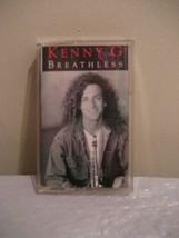 KENNY G breathless, cassette tape 1992 like new - $6.75