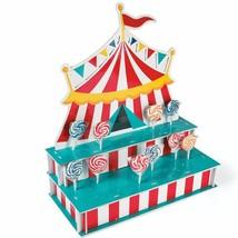 "Foam Tent-Shaped Lollipop Stand 18"" x 8 1/2"" x 21 1/2"" - $18.04"