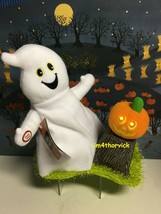 Hallmark 2012 Halloween Plush Ghostly Singing Duo New With Tag - $29.99