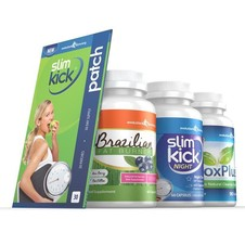 Detox & Diet Weight Loss Bundle Pack for Women 1 Month Supply - $129.95