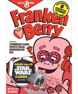 Franken Berry Monster Cereal Box Reproduction Stand-Up Display - General... - $15.99