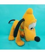 "Playskool Disney Babies Pluto Dog Plush Stuffed Animal 7"" Vintage Green ... - $17.81"