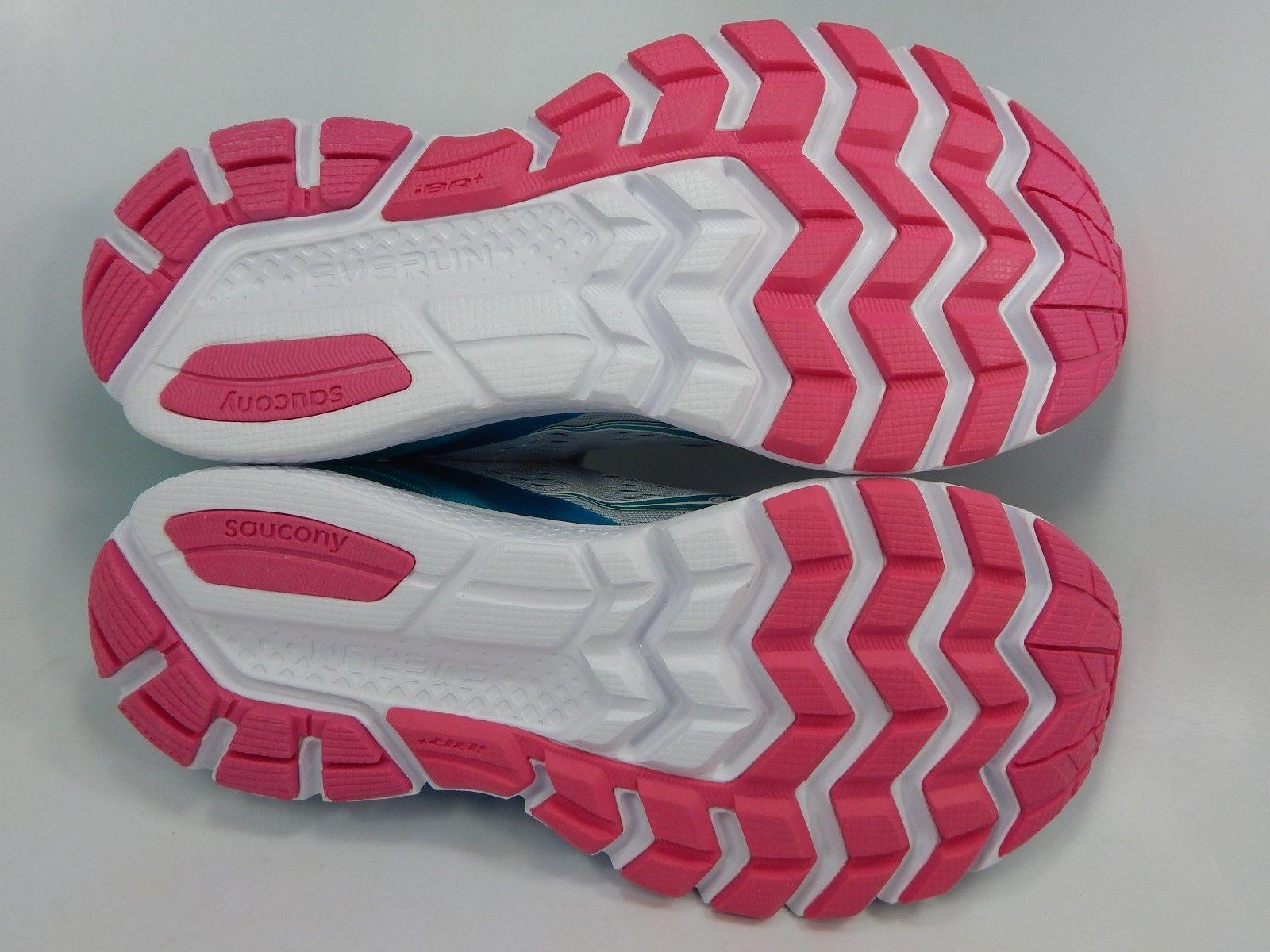 Saucony Zealot ISO 3 Women's Running Shoes Size US 8 M (B) EU 39 Grey S10369-1