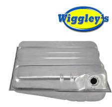 STAINLESS STEEL FUEL TANK CR10A-SS FOR 71 72 CHARGER CORONET ROAD RUNNER GTX image 1
