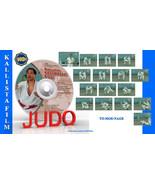Stars of the Japanese judo Katsuhiko Kashiwazaki 8 dan (Disc only). - $8.60