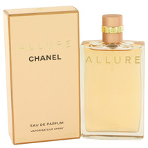 Chanel Allure Perfume 3.4 Oz Eau De Parfum Spray image 4