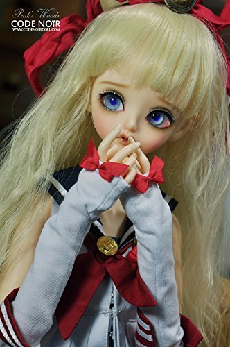 Peak's  Woods X Codenoir  crossover project  BJD000002  Yeru  Ver sailor.