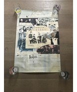 """The Beatles Anthology 1 Capital Record Album Poster 20"""" X 30"""" Heavy Wear - $15.00"""