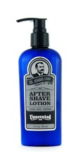Col. Ichabod Conk Unscented After shave Lotion 6 fl. oz. All Natural - $14.99