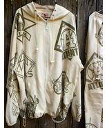Rawblue Classics Flocked Polyester Fleece Sweatsuit 2XL Sports Emblems - $18.95