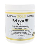 California Gold Nutrition Collagen UP 5000 Marine Sourced Collagen Pepti... - $26.00