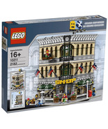 RARE RETIRED NEW LEGO GRAND EMPORIUM SET 10211 SEALED BOX GREAT GAME & V... - $341.99
