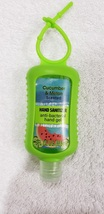 Hand Sanitizer 3oz Hand Gel Kills 99.99% of Germs Cucumber no soap need USA