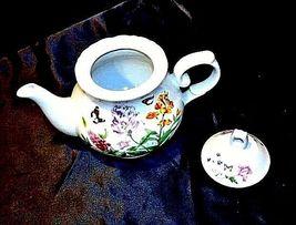 Ceramic TeaPot with Lid AB 535-F Vintage image 5