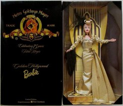 FAO Schwarz Limited Edition MGM Golden Hollywood Barbie [Brand New] - $88.75