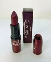 """MAC Aaliyah Lipstick"""" More Than a Woman""""  (Cool deep red) LIMITED EDITION   - $17.82"""