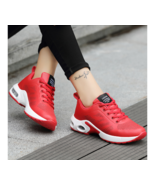 Ladies Trainers Casual Sneakers Lightweight Soft Breathable Footwear - $34.38