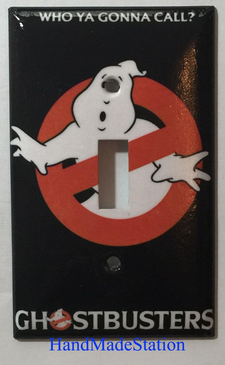 Ghostbusters single toggle