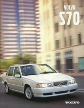 2000 Volvo S70 sales brochure catalog US 00 GLT T-5 AWD - $8.00