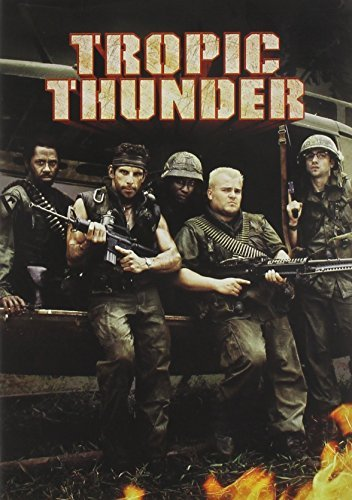 Tropic Thunder (Unrated Director's Cut) (2008) DVD