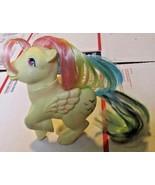 Vintage G1 Gen 1 MLP My Little Pony SKYDANCER Rainbow Pegasus Pony - $15.99