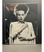 The Bride of Frankenstein 14x11 B&W Print Famous Monsters  RARE 107/250 ... - $31.30