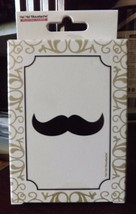 Haywire Group Ha! Ha! Mustache Playing Cards Deck - New - $5.99